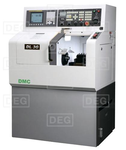 Токарный станок с ЧПУ (Gang type) DMC DL 3G