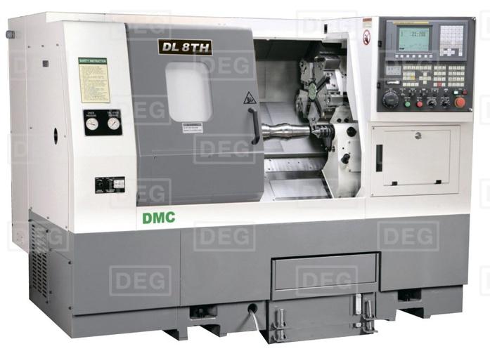 Токарный станок с ЧПУ (Turret LM type) DMC DL 8T