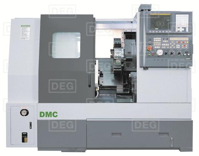 Токарный станок с ЧПУ DMC DL 25SY