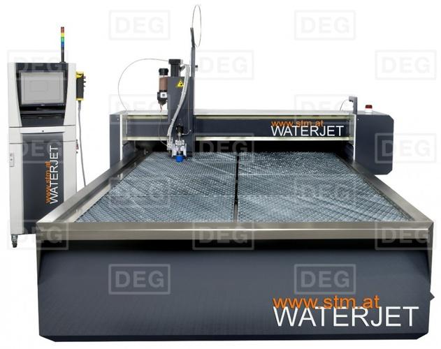 Комплекс гидроабразивного резания STM Watersonic Premium